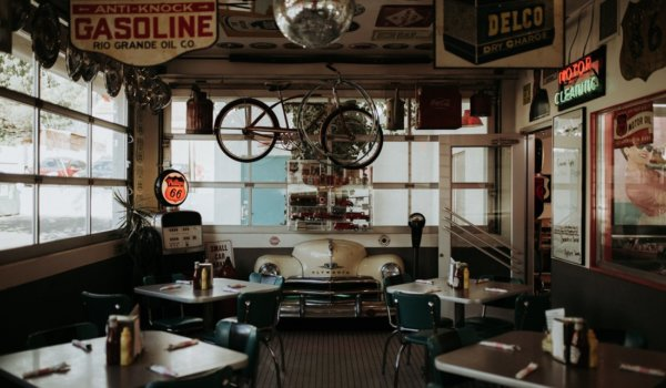 TRAVEL // ROUTE 66 DINER